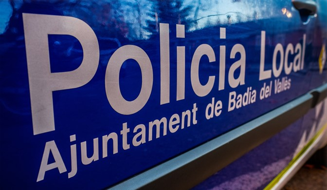 Policia Local de Badia del Vallès